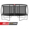 Trampoline Berg Grand Elite - gris - 5m20 x 3m45