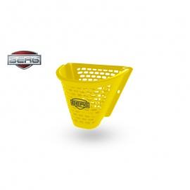 Panier Berg pour go-kart Buzzy jaune